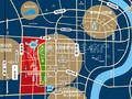 绿地城际空间站(精装)区位图